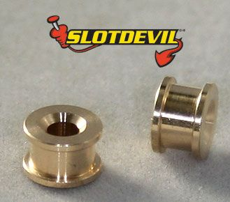 Slotdevil Gleitlager Eco 2,38 x 4,9 x 3,2 mm (2 Stk) 200612302