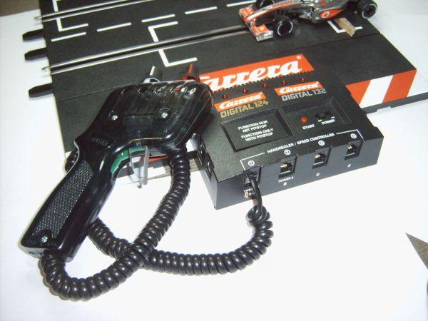 ACD Cplus L Regler für Carrera D132 / D124 mit längerem Triggerweg
