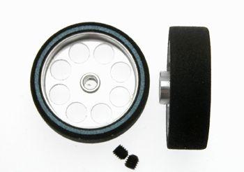 Scaleauto Räder SC-2702P ø25,5x8 .für ø3,00 mm HardComp