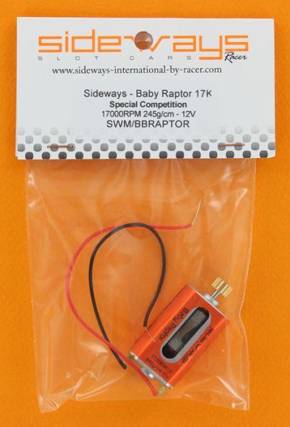 Sideways Motor Baby Raptor 17K Special Competition SWM/BBRaptor