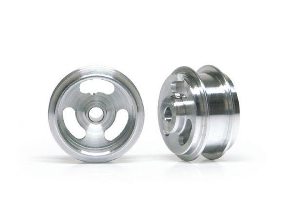Slot It Alufelge Ø 15x8 Short Hub Lightened PA24-ALF (2St)