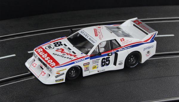 Sideways Lancia Beta Montecarlo Turbo Le Mans 1982 No. 65 SW73