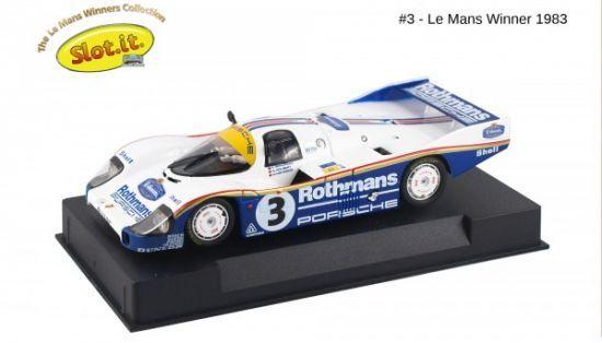 Slot It Porsche 956 LH, Nr.3, Le Mans 1983 Limited Edition CW24