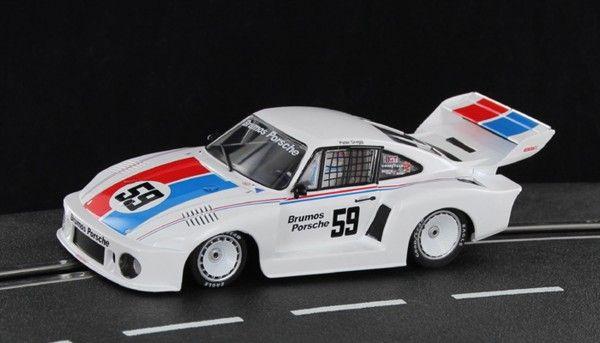 Sideways Porsche 935/77A IMSA 1978 No. 30 SW61