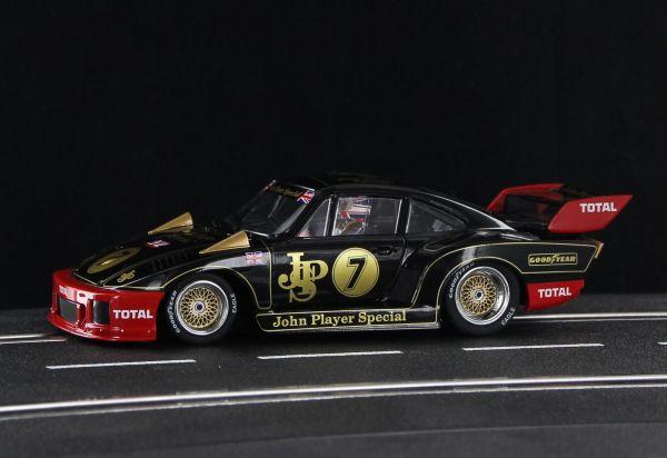 Sideways Porsche Kremer K2 JPS Special Edition SWLW07