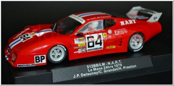 Sideways 512BB Le Mans Team NART SW35