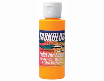 Faskolor 40304 Fasfluorescent Flaming Orange