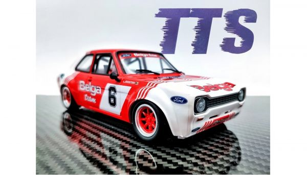 TTS Escort Rallye Team B-Racing No. 6 TTS029