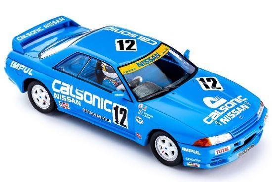 Slot It Nissan Skyline GT-R, Nr.12, 1993 CA47B