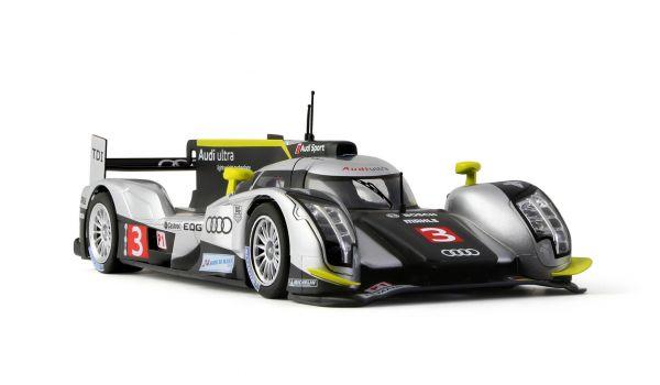 Slot It Audi R18 TDI n.3 Le Mans 2011 CA24c