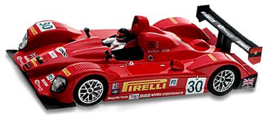 Spirit Courage LMP Pirelli #30