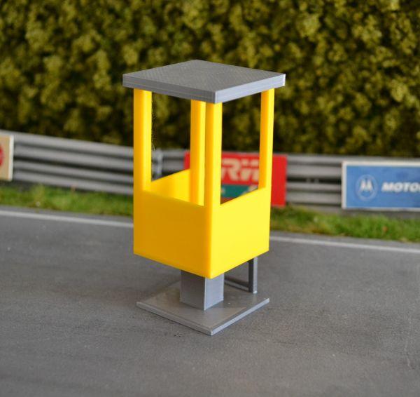 Slot-Store Streckenpostenhaus Typ Automobilclub 1:32 SPH132-AC