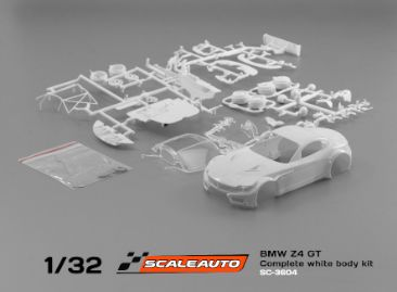 Scaleauto Karosserie BMW Z4 GT 1:32