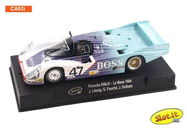 Slot It Porsche 956 LH - #47 - Le Mans 1984 CA02i