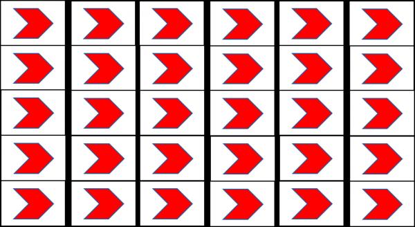 Slot-Store Track Markers / Hinweisschilder Set 4 TMS04