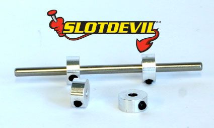 Slotdevil Achstellring 2,38 mm (4 Stück) 20156024
