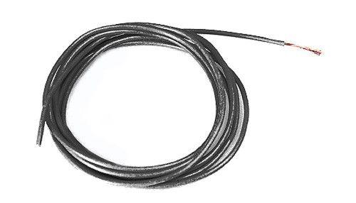 SRP Motoranschlußkabel Ultraflex Racing Ø1.5mm schwarz 50cm 02891