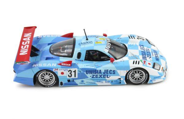 Slot It Nissan R390 GT1 - n.31 24h Le Mans 1998 CA14E