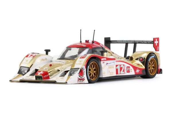Slot It Lola LMP Le Mans 2010 #12 CA22D