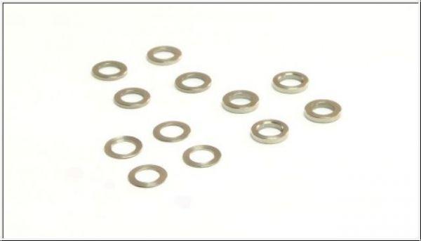 SRP Achsdistanzen 3/32 Sortiment 0,12 mm-0,62 mm für 2,38mm 03405