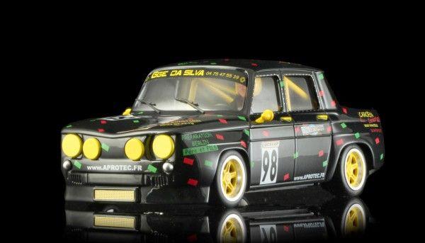 BRM Fahrzeug Renault R8 Gordini No. 98 1:24 BRM092