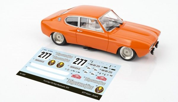 SRC Ford Capri RS Montecarlo 1973 #277 Chrono Series Limited Edition
