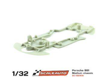 Scaleauto Chassis P-991 medium Racing SC6640b
