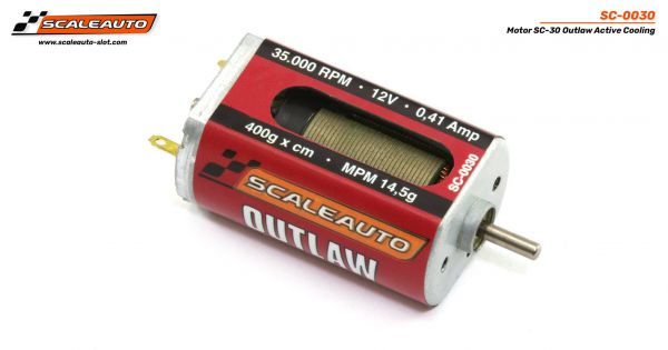 Scaleauto Motor Outlaw 35.000 rpm SC-0030