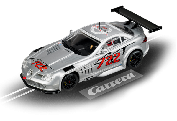 carrera digital 132 mercedes slr mclaren 722 gt no. 722 30484