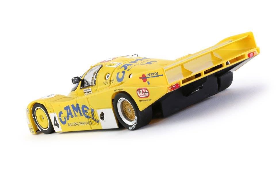 Slot.it ca34b Porsche 962C 85 #4 24h Le Mans 1988
