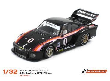 Scaleauto Porsche 935 Interscope 24h. Daytona 1979 1:32