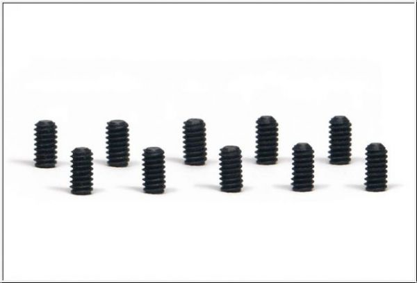 Slotdevil Gewindestift DIN 913 M2,5 x 3 mm (10 Stück)