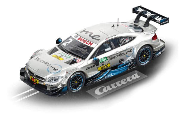 Carrera Digital 132 Mercedes AMG C 63 DTM G.Paffet No.2 30838