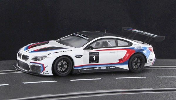 Sideways M6 GT3 No. 1 SWCAR03A