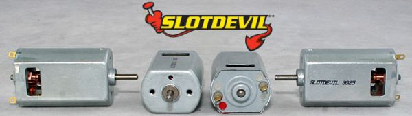 Slotdevil Motor 3025B V2 25000/12V 334g/cm