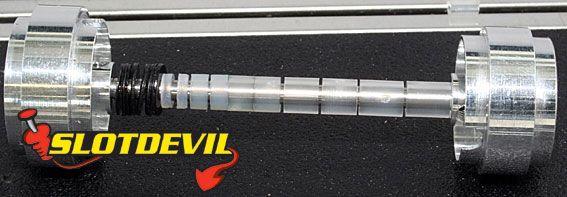 Slotdevil Achsdistanzen Set für 2,38 m Achsen 20152099