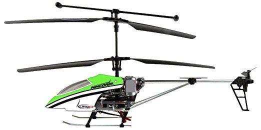 Ninco Air RC Helikopter Alu-Twin 340 Gyro NH90026