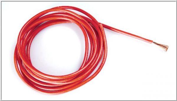 SRP Motoranschlußkabel Ultraflex Racing Ø1.4mm rot 50cm Lead Wire UltraFlex B 02890
