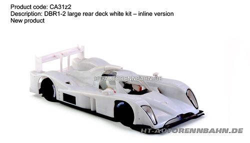 Slot It Aston Martin DBR1-2 White Kit Inliner