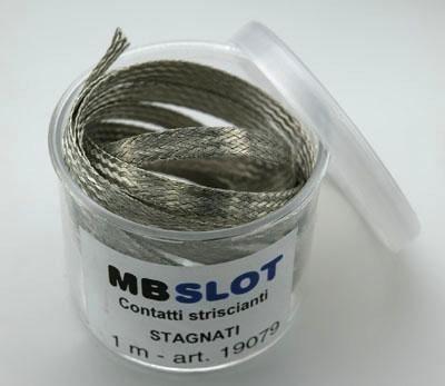 MB-Slot Schleifer Kupfer verzinnt Racing hart (ca.100cm) MB19079