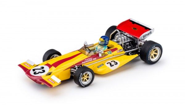 Policar March 701 Monaco 1970 No. 23 CAR04C