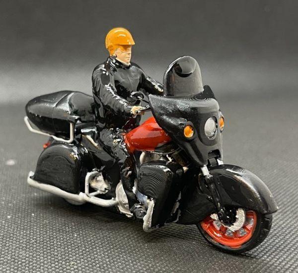 MGM Biker Rüdiger MGMRU