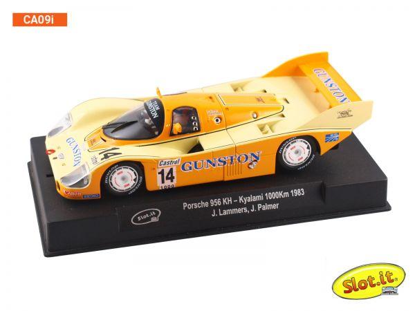 Slot It Porsche 956KH #14 Kyalami 1000 Km 1983 SICA09I