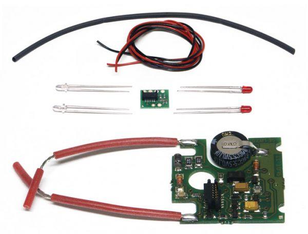 Slot It Beleuchtungssatz mit Bremslichtfunktion