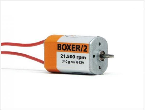 Slot It Motor MN08C Boxer/2 NC 21500 geschlossen