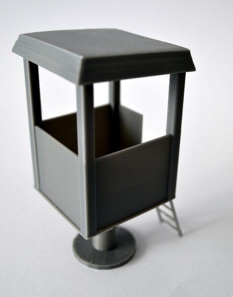 Slot-Store Strecken-Kontrollturm Bausatz 1:32 SMSKT0001