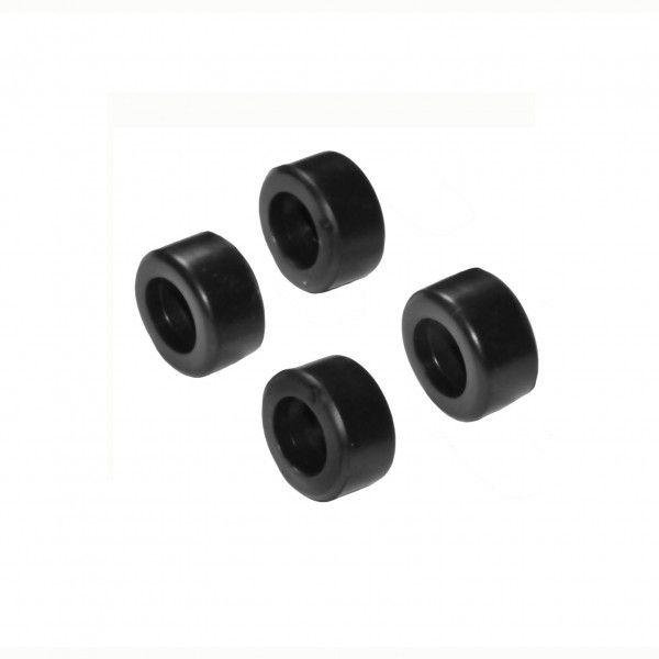 Allslotcar Reifen Rear Für F1 Modelle (4Stk) AS GP 010