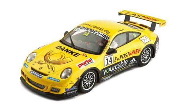 Ninco Porsche 997 E-PostBrief #14 50634