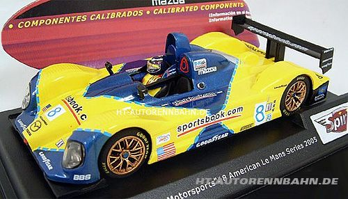 Spirit Courage LMP American Le Mans Series 2005 #8