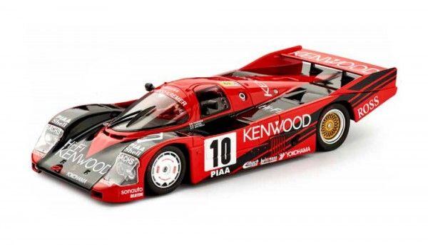 Slot It Slot.it 962-85 Le Mans 1989 No. 10 CA34C